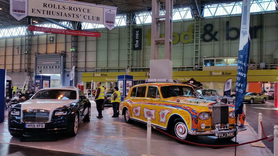 Star of the Show at the Nec, Birmingham