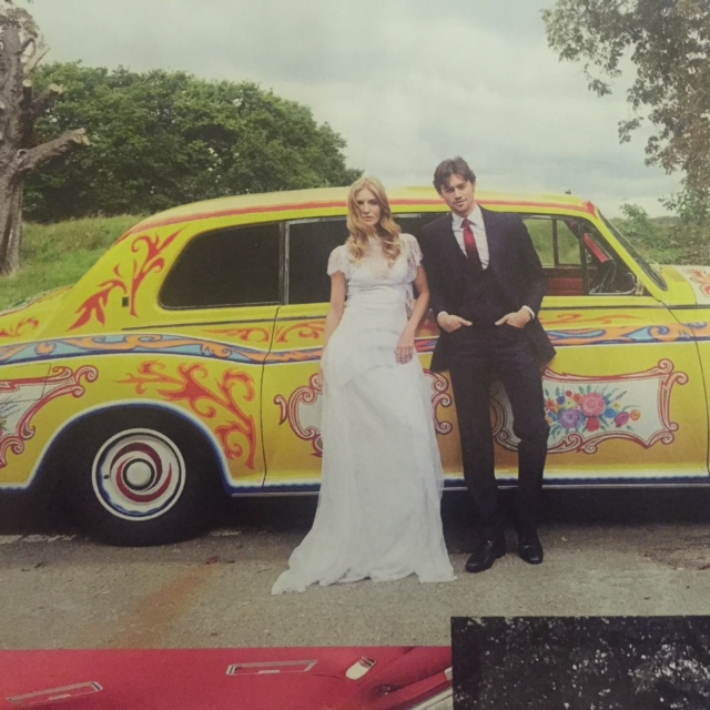 The Perfect Wedding Car!